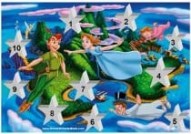 Peter Pan Sticker Chart