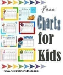 charts for kids