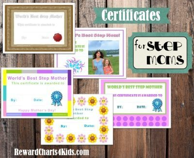 stepmom printables