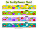 Reward Chart for multiple children