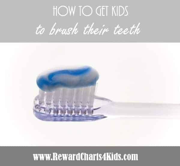 how to get kids to brush their teeth