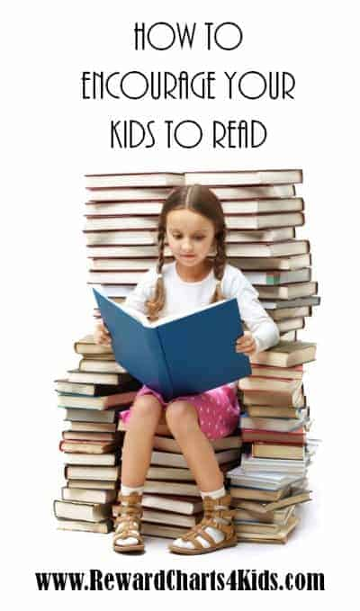 reading - get kids to read more