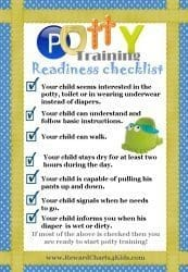 potty training readiness