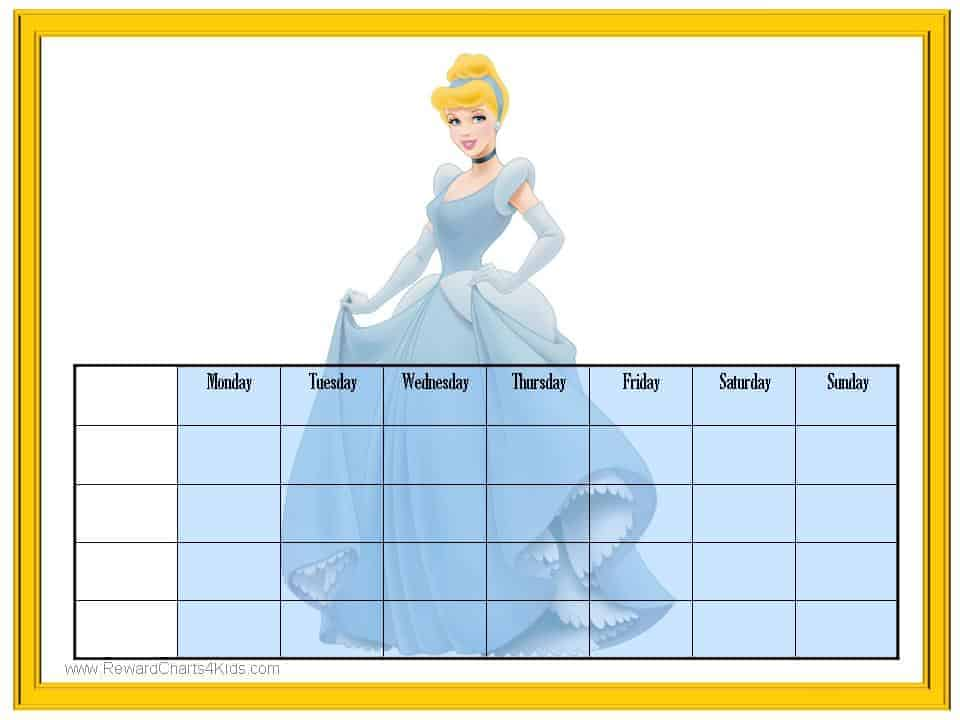Pin Frozen Printable Potty Training Chart on Pinterest