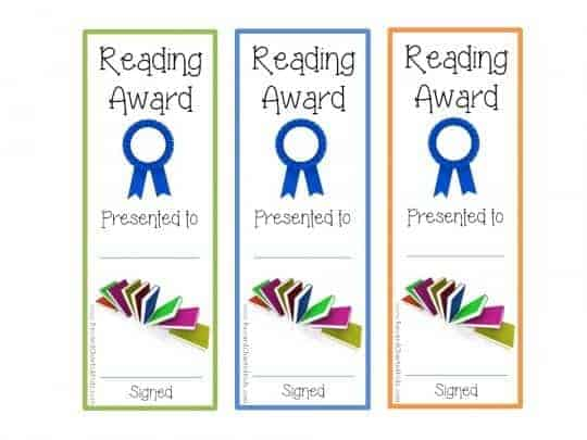 bookmarks for students
