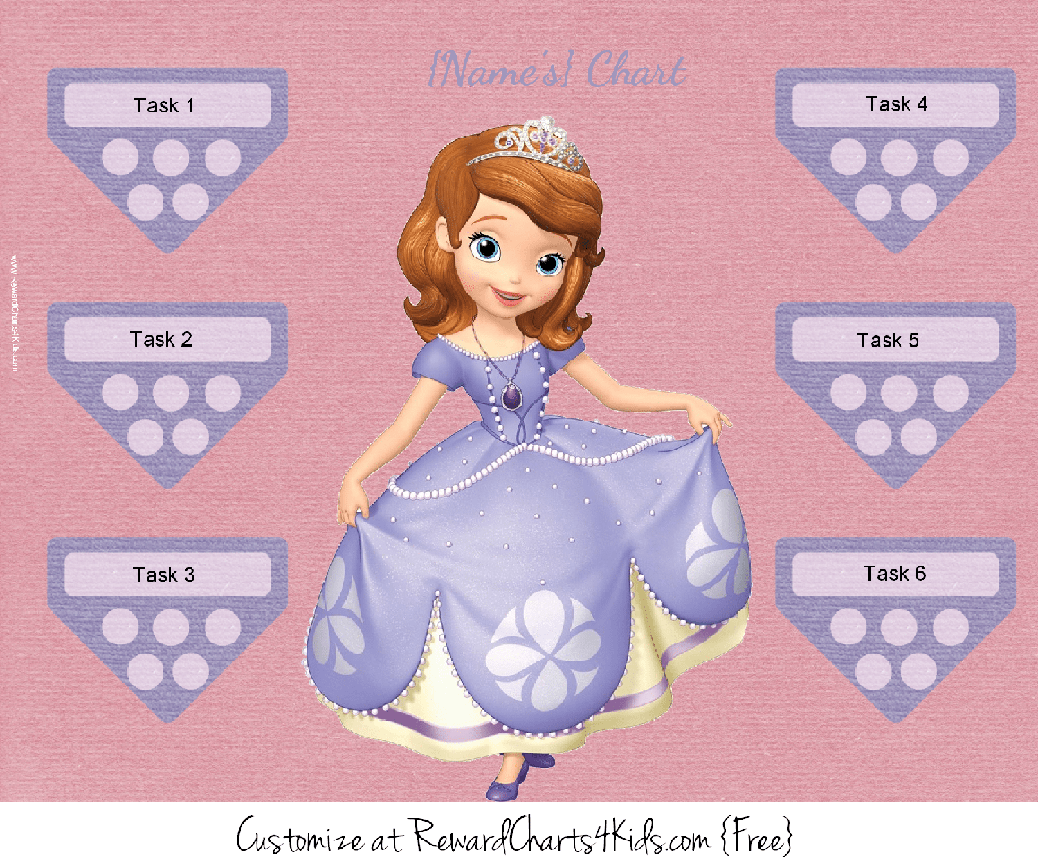 sofia the first charts sofia the first chart