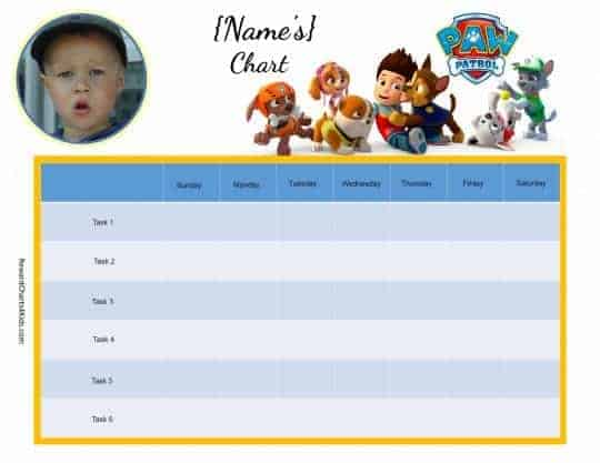 Hd Wallpapers Printable Incentive Charts For Kindergarten