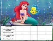 Disney Liittle Mermaid