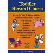 Reward Charts for toddlers