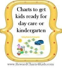 Get kids ready in the morning