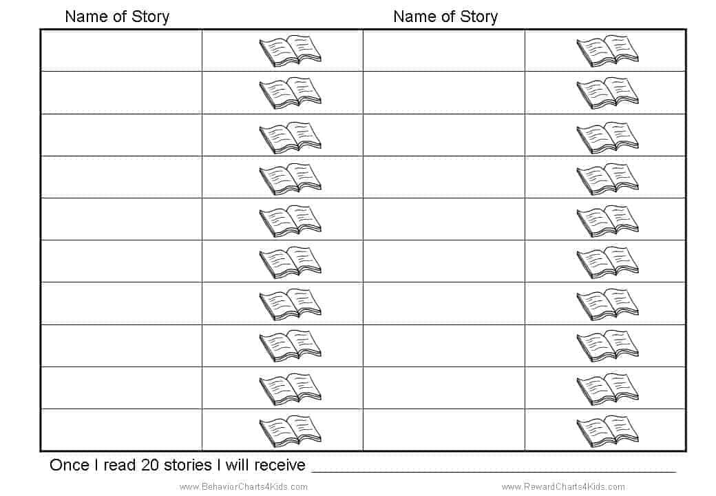 Free Printable Reading Logs Many Designs Available