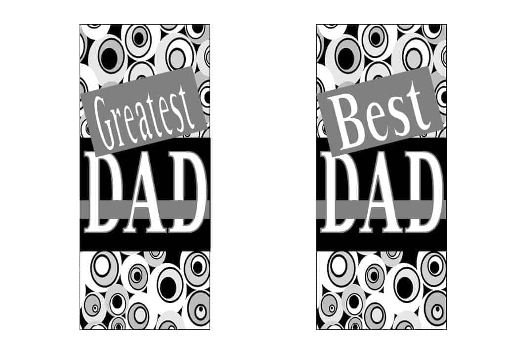 Fathers Day Printables and Gift Ideas