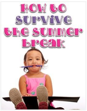 activities for kids during summer holidays