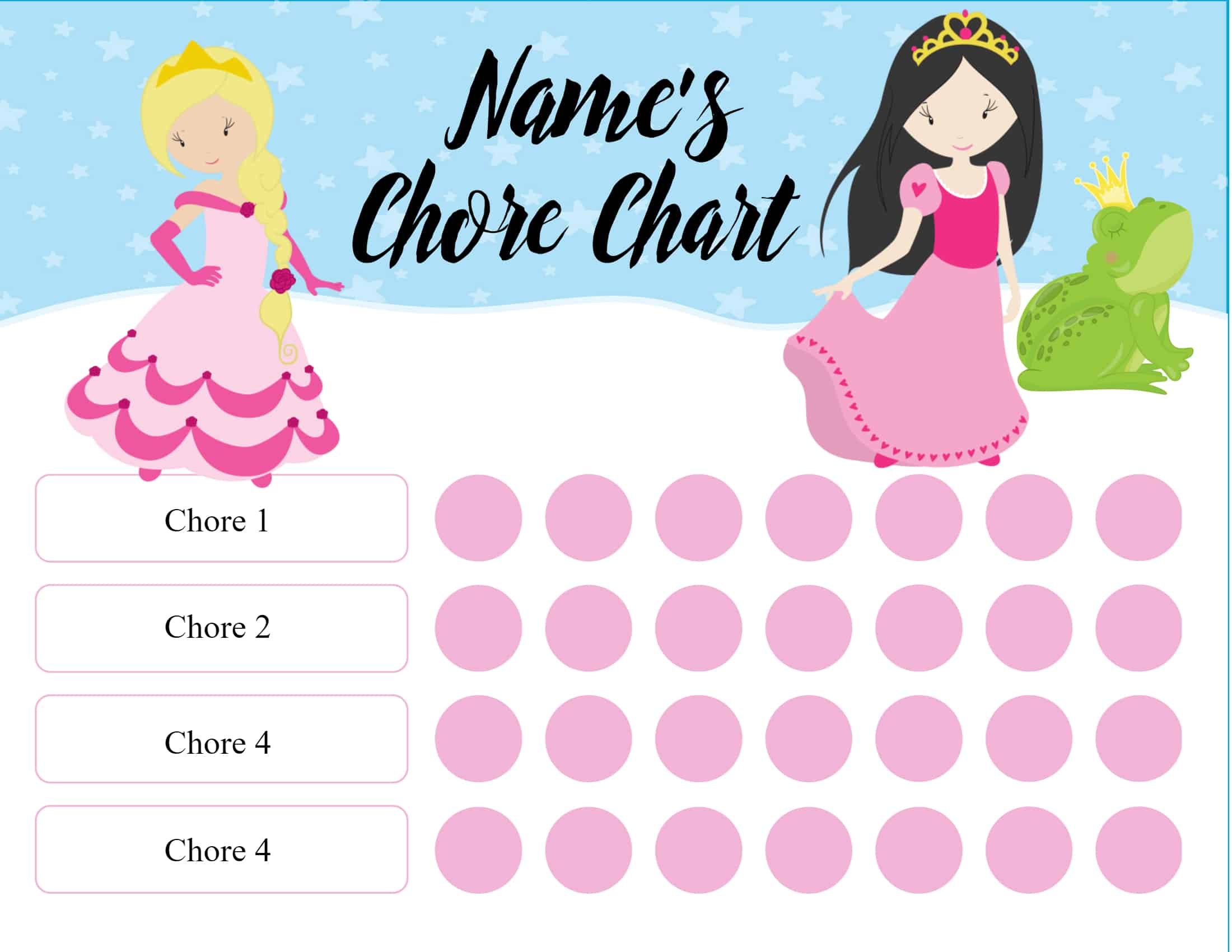 photograph about Free Printable House Rules Chart named Totally free Printable Chore Chart for Children Personalize On-line