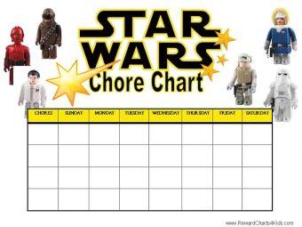 chore chart