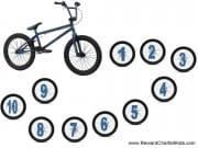 BMX Behavior Chart