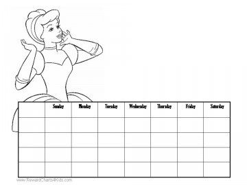 Cinderella incentive chart