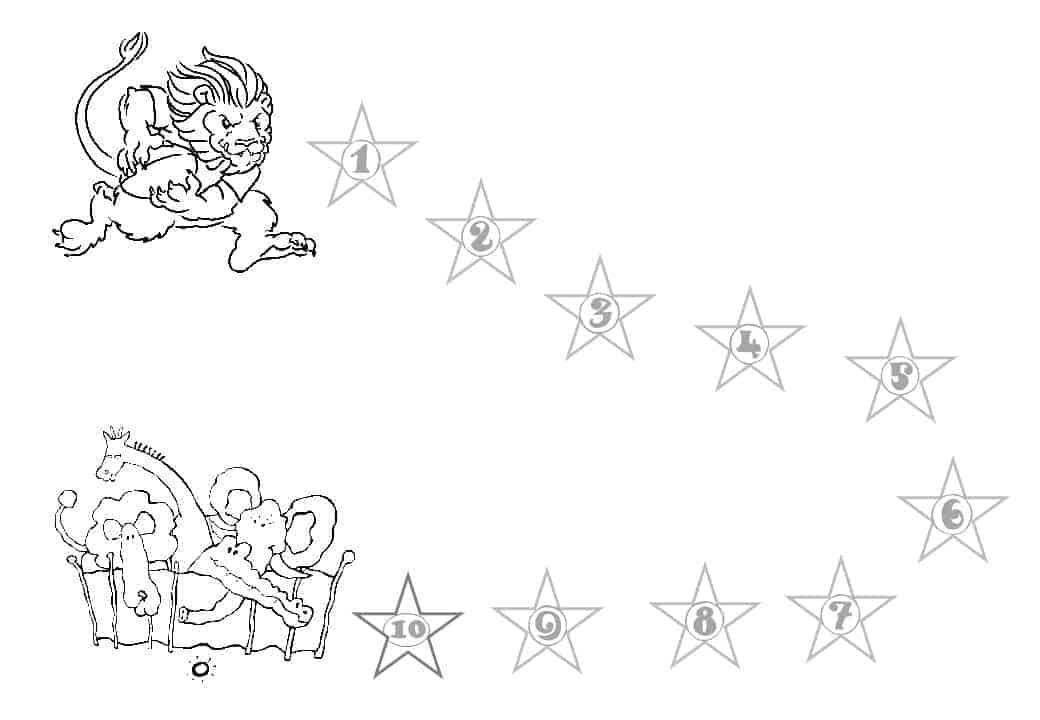 free printable toddler behavior chart