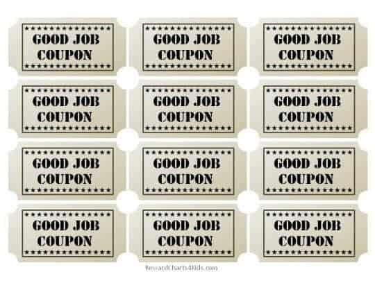 good job coupons
