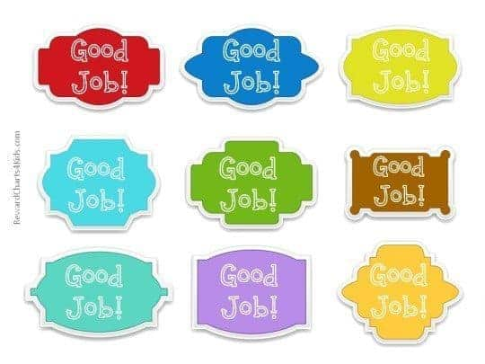 printable stickers for teachers