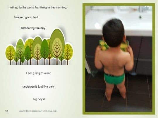potty training books