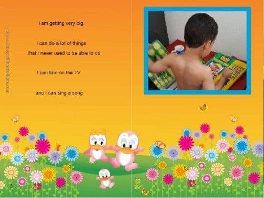 Free baby book for boys