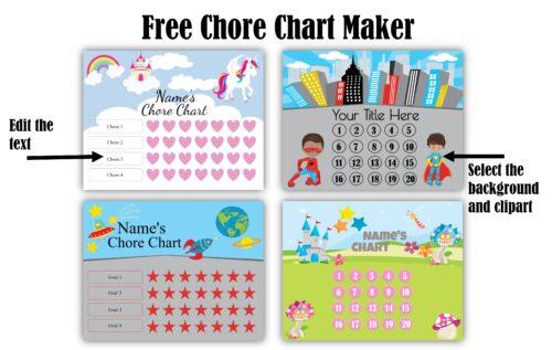 chore chart maker