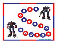 Transformers Behavior Chart